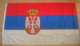Serbia State Large Country Flag - 5' x 3'.
